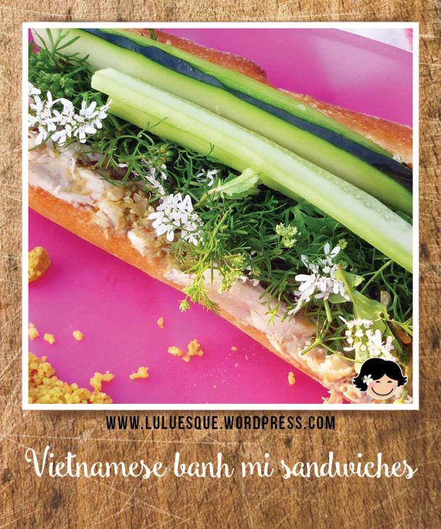 luluesque_Vietnamese banh mi sandwiches