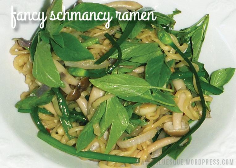luluesque-fancy schmancy ramen