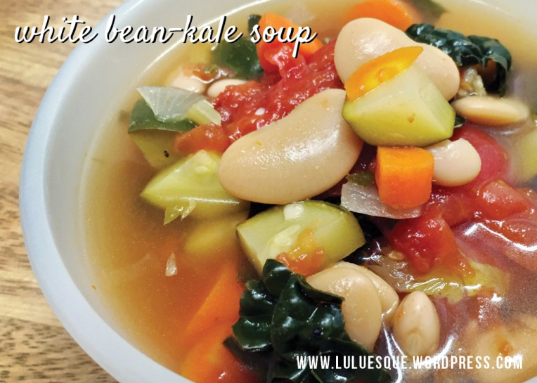 luluesque-white bean-kale soup