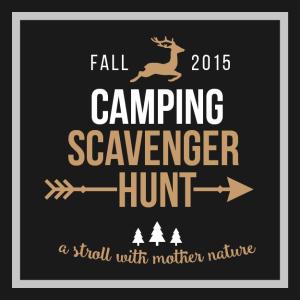 Luluesque_Camping Scavenger Hunt