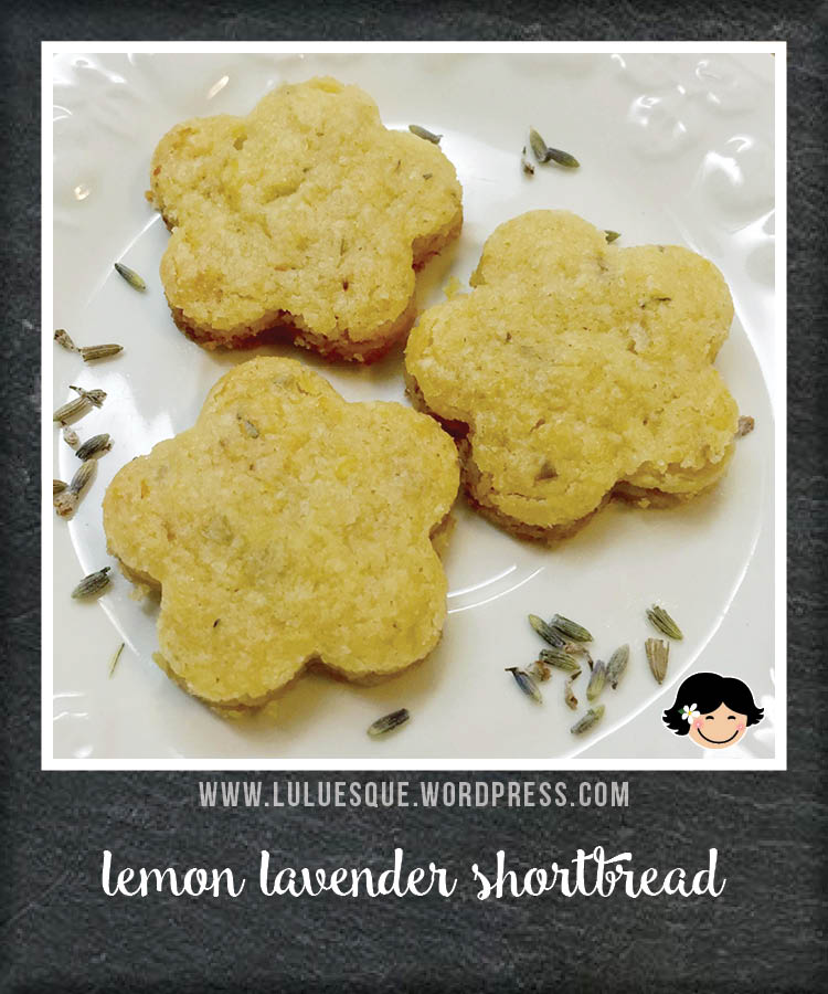 luluesque_lemon lavender shortbread cookies
