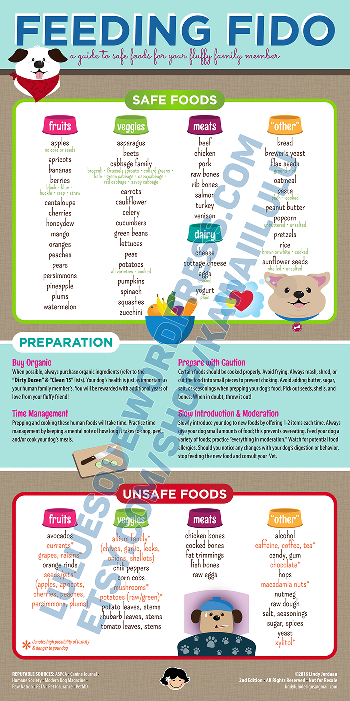 Feeding Fido Infographic Poster_2nd Ed Revised_Luluesque-Wordpress