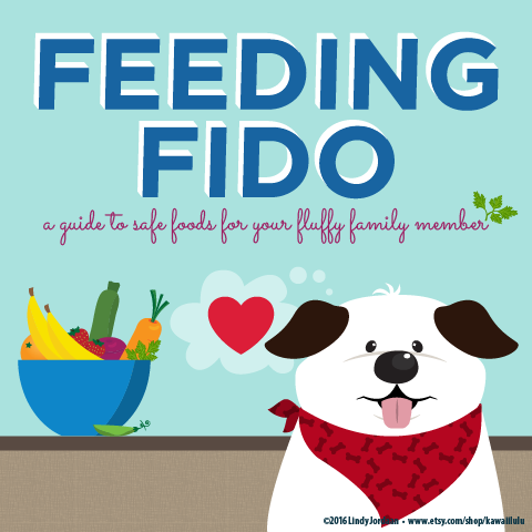 Feeding Fido Infographic Poster_2nd Ed Revised_Etsy-Kawailulu-Luluesque-Wordpress_5x5