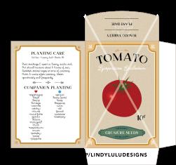Etsy-LindyluluDesigns-Luluesque_Vintage Seed Packet_Tomato